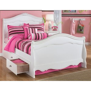 Emma Sleigh Configurable Bedroom Set by Viv + Rae