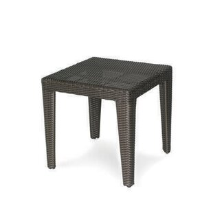 Bleeker Outdoor Wicker Side Table