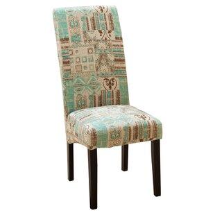 Winston Porter Parsons Chair (Set of 2)