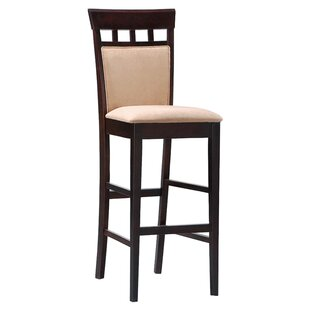 Zavier 30 Bar Stool (Set of 2) Alcott Hill