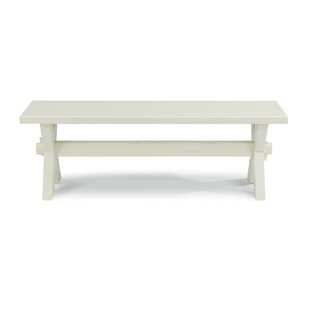 Moravia Wood Bench by Laurel Foundry Modern Farmhouse