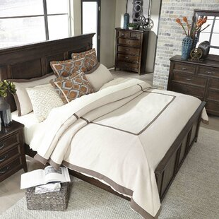 Earby Panel Bed
