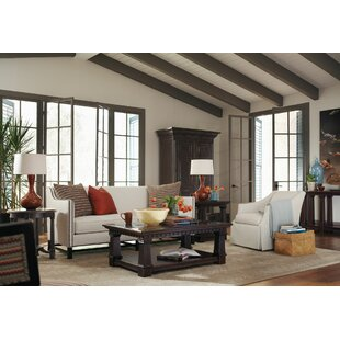 Pacific Canyon 4 Piece Coffee Table Set By Bernhardt