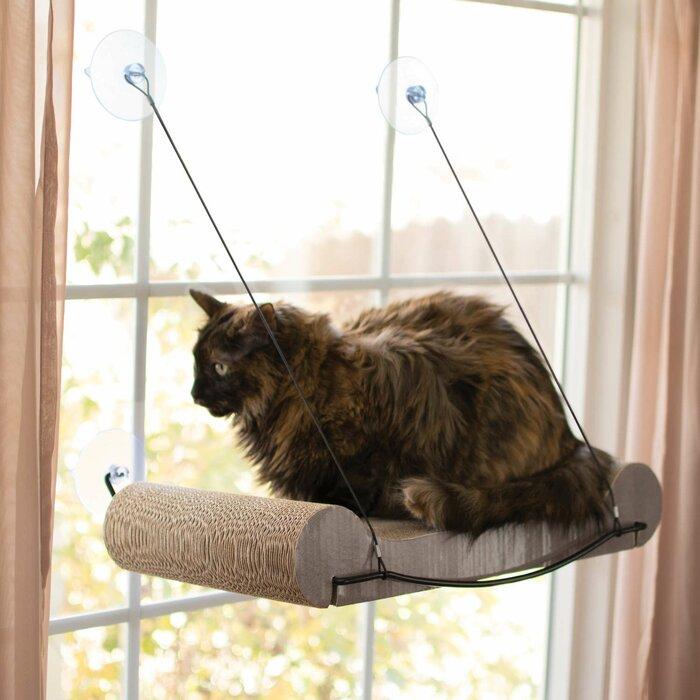 EZ Kitty Sill Mount Cat Scratcher