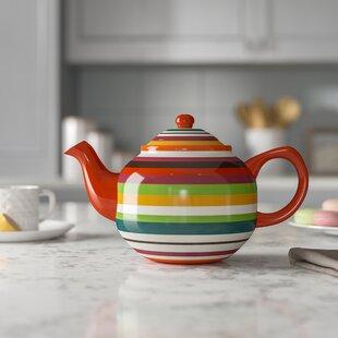 Wolfe 1.4-qt. Infuser Teapot