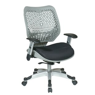 Office Star Products SPACE Ice Flex Mid-Back Mesh Desk Chair