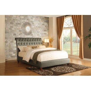 House of Hampton Lustin Upholstered Platform Bed