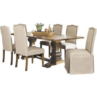 Patchen 7 Piece Dining Set by One Allium Way