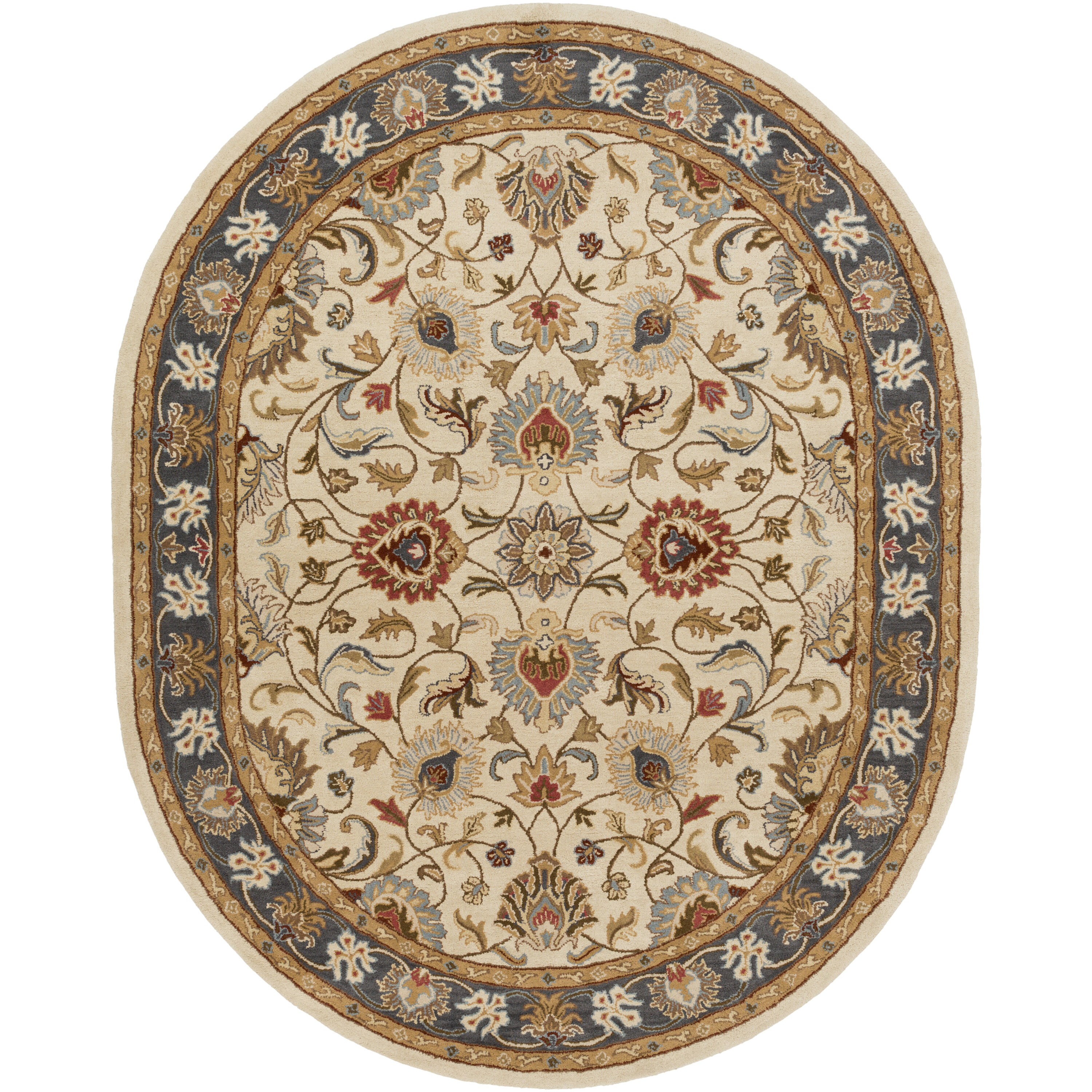 Image of: 8 X 10 Oval Area Rugs You Ll Love In 2020 Wayfair