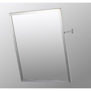 Read Reviews Cromer Edge Mirror Door 30 x 24 Surface Mount Framed Medicine Cabinet ByEbern Designs