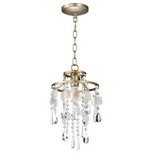 Bungalow Rose Pinheiro 1-Light Novelty Pe..
