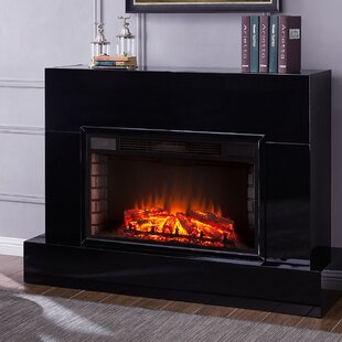 Torvelle Electric Fireplace TV Stand