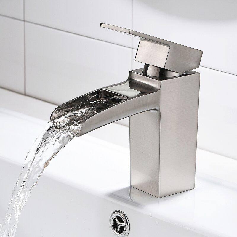 Topcraft Vessel Sink Bathroom Faucet Wayfair