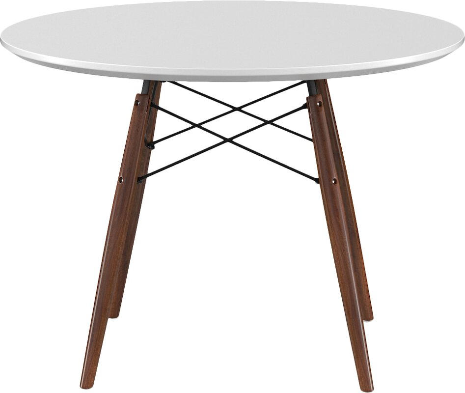 Dining Table langley street evangeline dining table & reviews | wayfair