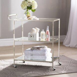 Willa Arlo Interiors Arabelle Bar Cart