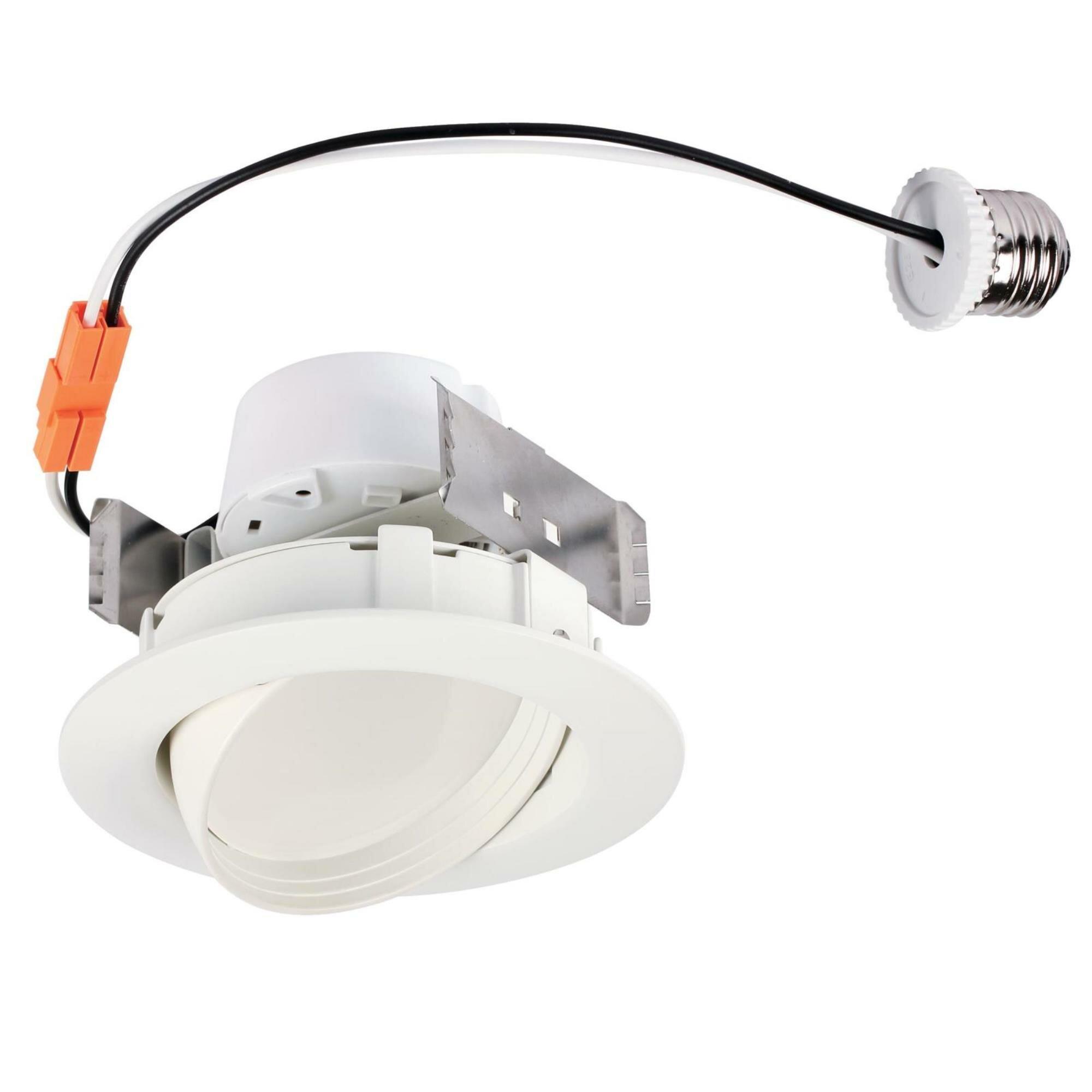 Westinghouse Lighting Remodel Led Retrofit Recessed Lighting Kit Wayfair
