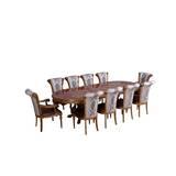 Phaidra 9 Piece Dining Set by Astoria Grand