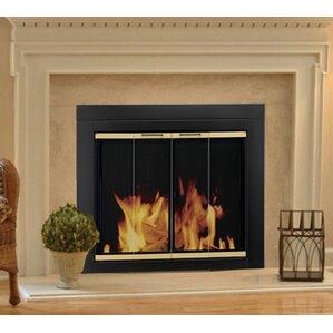 Traditional Fireplace Screens You'll Love | Wayfair