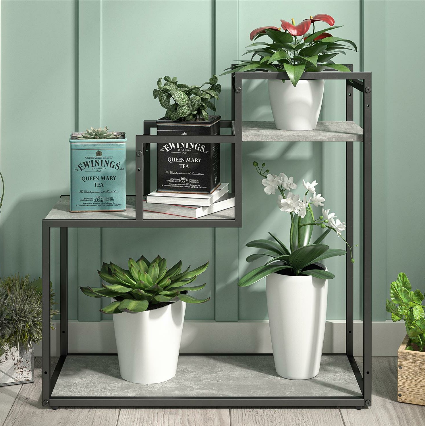 Weston Multi Tiered Plant Stand