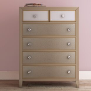 Willa Arlo Interiors Herve 6 Drawer Chest