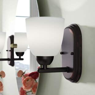 Hayden 1-Light Bath Sconce by ..