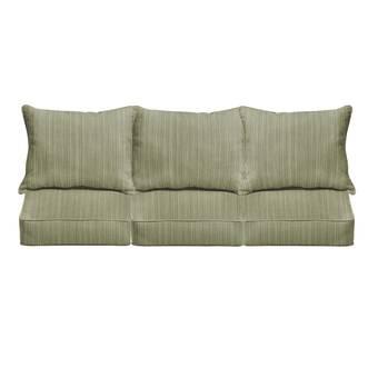 Brayden Studio Indoor/Outdoor Sofa Cushion & Reviews | Wayfair