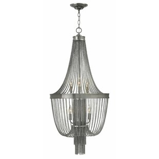 Hinkley Lighting Regis 6-Light Empire Chandelier