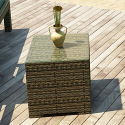 Hampton Side Table by Forever Patio