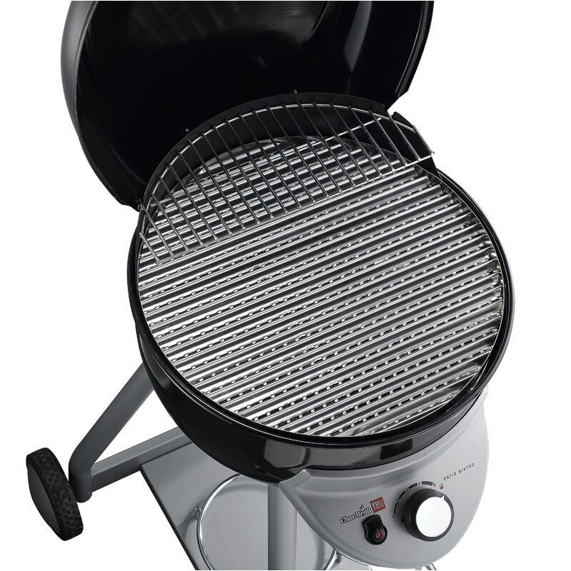 Charmant Patio Bistro TRU Infrared 1 Burner Propane Gas Grill