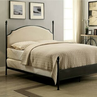 Vancleavead Upholstered Panel Bed