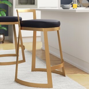 Gary 28 Bar Stool (Set of 2) by Wade Logan