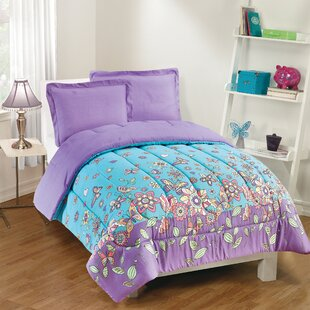 Ridge Reversible Comforter Set