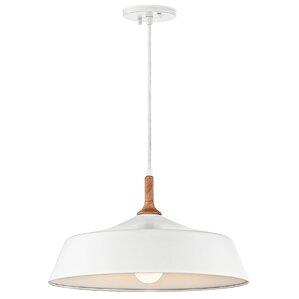 Evelyn 1-Light Inverted Pendant  sc 1 st  AllModern & Modern White Shade Pendant Lighting | AllModern azcodes.com