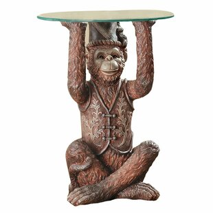 Great choice Moroccan Monkey Business Sculptural End Table By Design Toscano