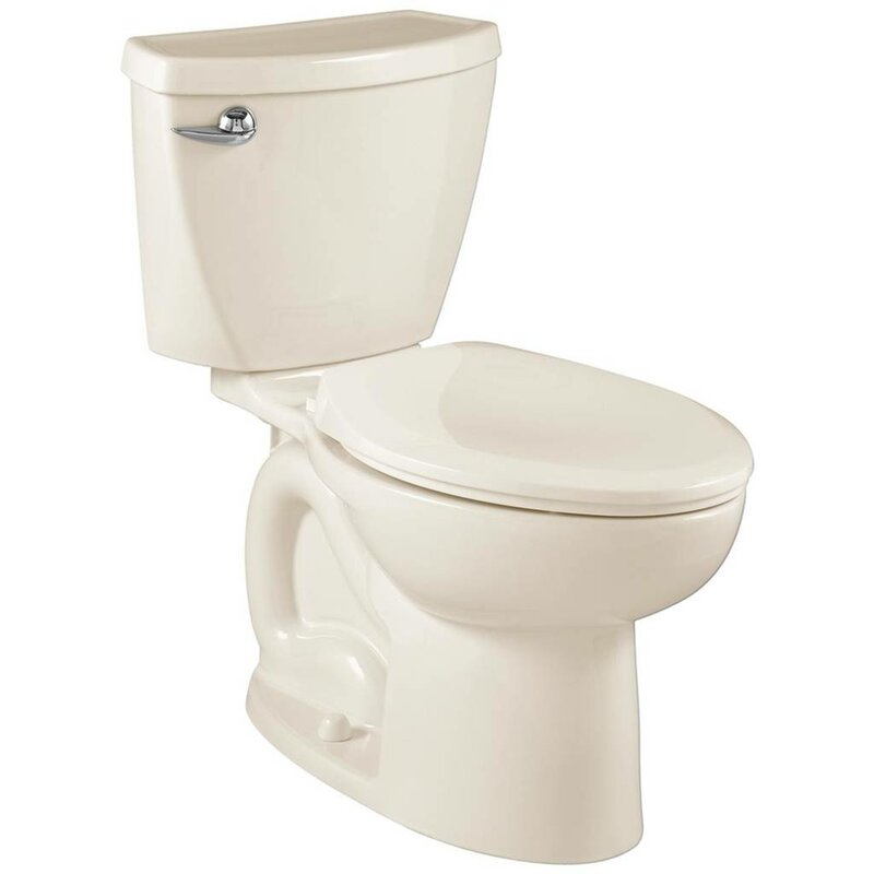 American Standard Cadet 3 1 6 Gpf Elongated Two Piece Toilet Wayfair Ca