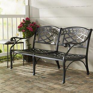 Carmen Aluminum Garden Bench
