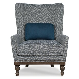 Butler Wingback Chair by Fairfield Chair New Design
