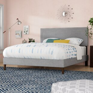 Great Price Eyre Upholstered Platform Bed by Ivy Bronx Reviews (2019) & Buyer's Guide