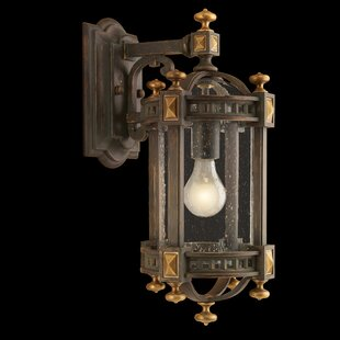 Compare & Buy Beekman Place Outdoor Wall Lantern By Fine Art Lamps