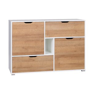 Iwa 2 Drawers Combi Chest By Ebern Designs
