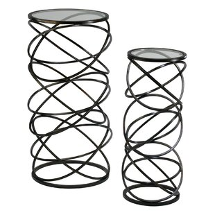 Spira 2 Piece Nesting Tables