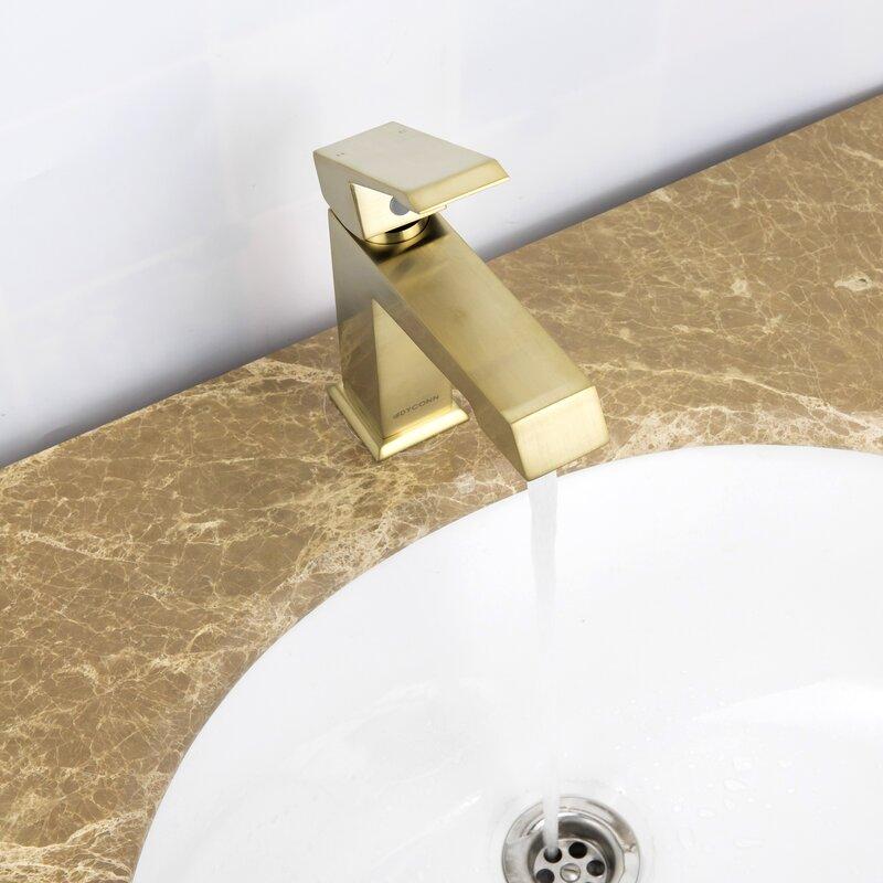 Dyconn Faucet Single Hole Bathroom