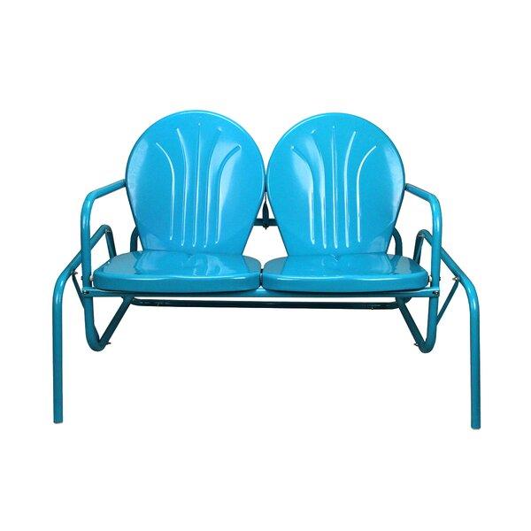 Pleasing Modern Contemporary Outdoor Glider Swing Allmodern Lamtechconsult Wood Chair Design Ideas Lamtechconsultcom