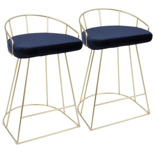 Groovy Gillian 25 75 Bar Stool Set Of 2 Machost Co Dining Chair Design Ideas Machostcouk