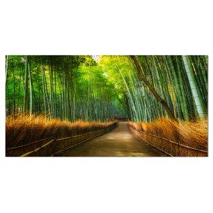 Toute La Décoration Murale Thématique Artistique Bambou Wayfairca