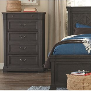 Canora Grey Edmore 5 Drawer Chest