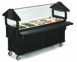 Carlisle Food Service Products Six Star™ Bar Cart