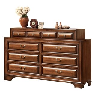 Annalee 10 Drawer Double Dresser