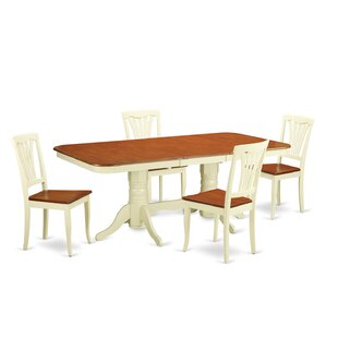 Napoleon 5 Piece Dining Set Wooden Importers