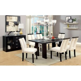 Walls 7 Piece Dining Set Orren Ellis